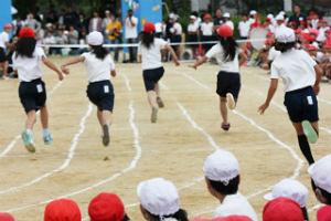 学校の運動