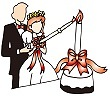 結婚式のキャンドルサービス