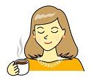 カフェインを摂る人