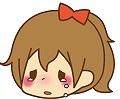 顔女子_泣く