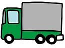 自営でトラック運送