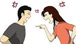 価値観の違いで夫婦喧嘩