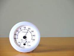 暖房のタイマーをセットし熟眠
