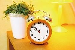 早起きのコツは時間のリズム