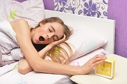 睡眠の質が原因で体がだるい