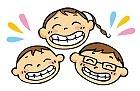 笑顔で落ち込まない人たち