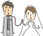 特徴的なラブラブ夫婦