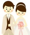一目惚れから結婚した新婚さん