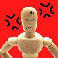 怒りの原因は「期待ハズレ」◆人間関係イライラの原因と解消法