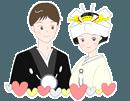 美人と結婚