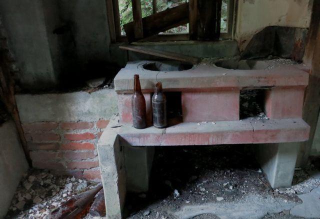 旧第三変電所の内部3