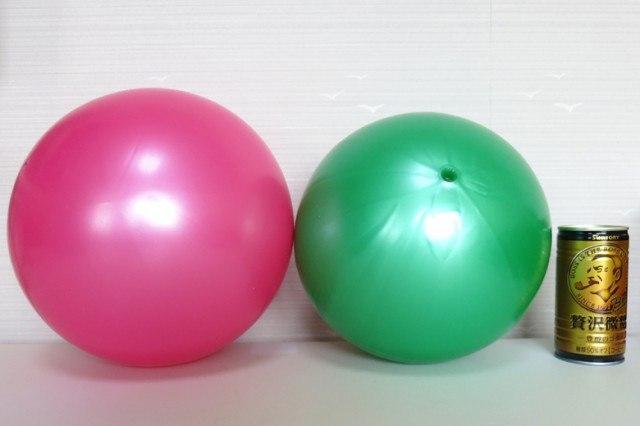 プラスチック製のボール