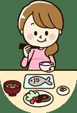 食べる瞑想