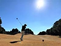 ゴルフの早起き