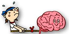 脳が阻止する