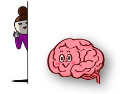 脳に気づかれない