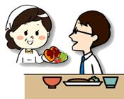 食堂のおばちゃん