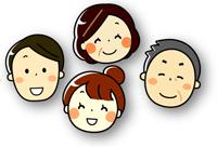 笑顔の多い人