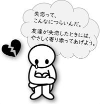 悲しみを優しさに変える