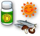ビタミンD摂取
