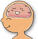 脳がリラックス